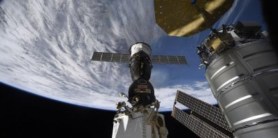 """Россия увеличила стоимость полета на """"Союзе"""" для американских астронавтов"""