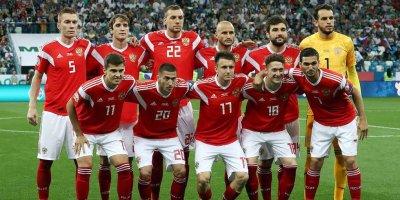 Сборная России поднялась на три строчки в рейтинге ФИФА