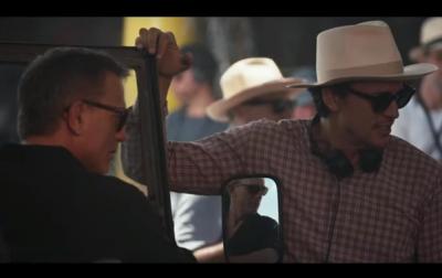 Съемки нового фильма о Бонде показали на видео - (видео)