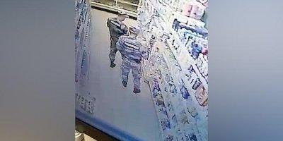 """СМИ опубликовали видео кражи шампуня из """"Пятерочки"""" бойцами Росгвардии"""