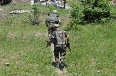 Украинские боевики сбежали с передовых позиций у села Сокольники - «Новороссия»