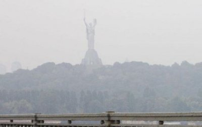 """В Киеве """"зашкаливает"""" загрязнение воздуха - «Украина»"""