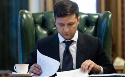 Зеленский отменил 159 указов бывших президентов Украины - «Новороссия»