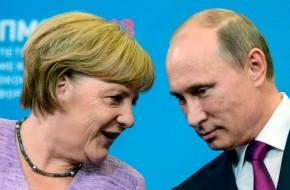 Германия поворачивается лицом к России. Почему Москве так везет? - «Новости Дня»