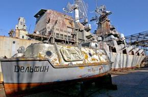 Судьба ракетного крейсера наглядно показывает участь самой Украины - «Новости Дня»