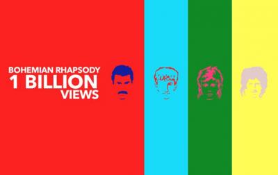 Клип Queen побил рекорд на YouTube - (видео)
