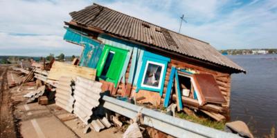 Ликвидация последствий паводка в Иркутской области обойдется почти в 30 млрд