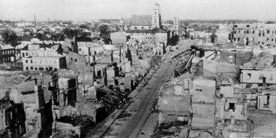 Минобороны рассекретило документы об освобождении Минска