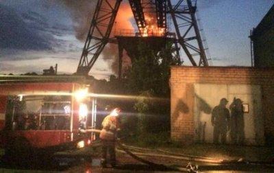 На Дарницкой ТЭЦ в Киеве произошел пожар - «Украина»