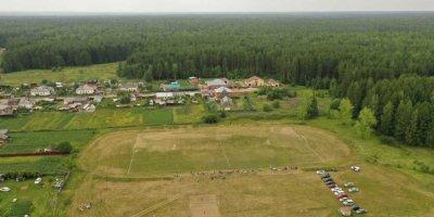 На Урале многодетные семьи получили участки на спортивном стадионе