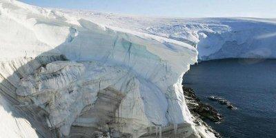 NASA предсказывает глобальную катастрофу из-за таяния ледника Туэйтса