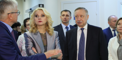 Новый детский хирургический центр и электронные медкарты: Беглов рассказал о грядущих изменениях в медицине Петербурга