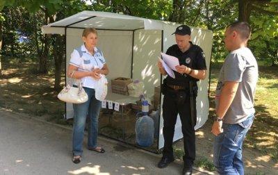 Пирожки по 5 копеек продавали возле избирательных участков в Днепре - (видео)