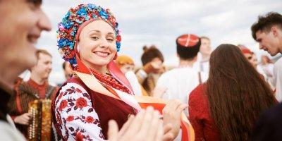 Представители народов России из 85 регионов встретились в Крыму