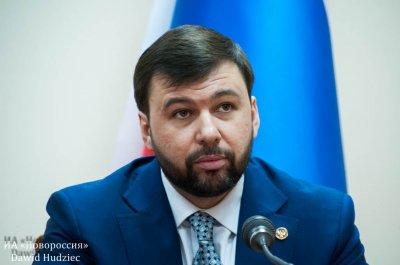 Пушилин утвердил временный порядок проведения переписи населения ДНР - «Новороссия»