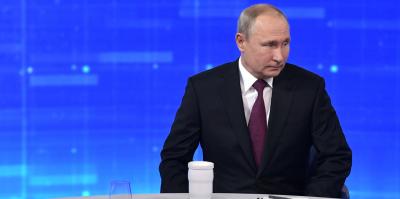 Путин поручил МВД и РКН анализ правоприменительной практики по закону о недопустимости оскорбления госсимволов
