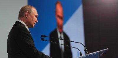 Путина спросили о планах после президентства
