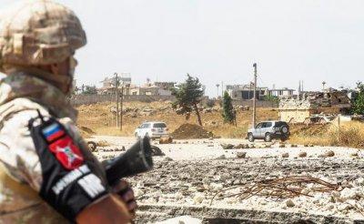 Россия начинает сухопутное наступление на Идлиб - «Военные действия»