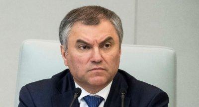 Спикер Госдумы: Прекращение войны в Донбассе зависит от нового состава Рады - «Новороссия»