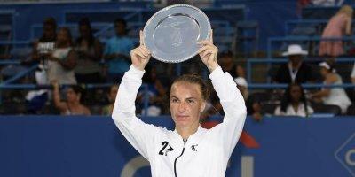 США не пустили на теннисный турнир в Вашингтоне прошлогоднего победителя россиянку Кузнецову