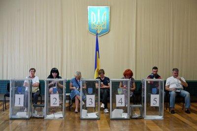 Украинская полиция получила зафиксировала более 1200 сообщений о нарушениях в ходе выборов - «Новороссия»