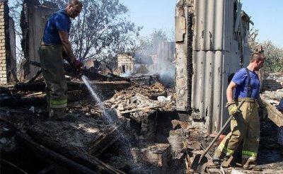 Вот вам напоследок: ВСУ устроили Донбассу новое кровавое перемирие - «Военные действия»