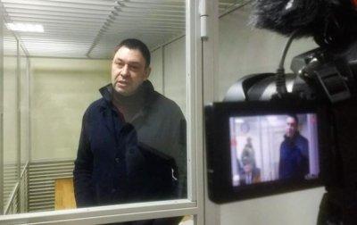 Заседание по делу Вышинского отложили - (видео)