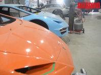 В Бразилии обнаружили завод, на котором выпускались поддельные Ferrari и Lamborghini (ФОТО, ВИДЕО) - «Автоновости»