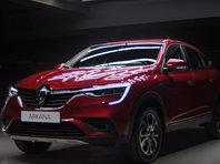 """<h1 class=""""article-title"""">В России началось производство купе-кроссовера Renault Arkana (ВИДЕО)</h1> - «Автоновости»"""