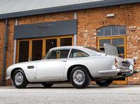 Автомобиль Джеймса Бонда ушел с молотка за рекордные 6,4 млн долларов (ФОТО) - «Автоновости»