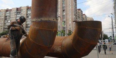"""Беглов пообещал, что реконструкция """"Пороховской"""" завершится к 2021 году"""