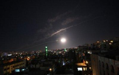 Израиль атаковал объекты иранских сил в Сирии - (видео)
