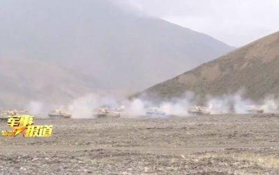 """Китай показал """"войну нового поколения"""" - (видео)"""
