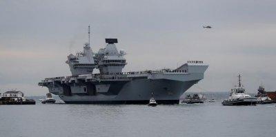 Командование британских ВМС признало проблему массовой наркомании на флоте