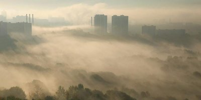 Красноярский воздух оказался самым грязным в мире