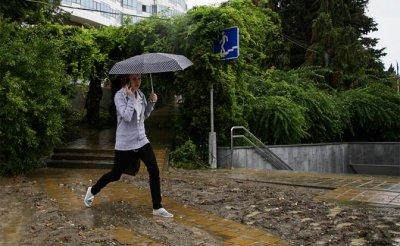 Лето-2019: Сочи снова ушел под воду, пора спасаться от кишечных инфекций - «Происшествия»