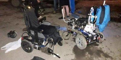 Лишенный прав тульский водитель сбил троих членов паралимпийской сборной РФ