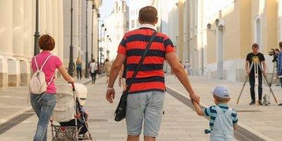 Минтруд: с 2018 года объем поддержки семей с детьми существенно вырос