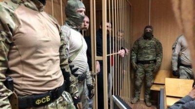 Московский суд оставил под стражей украинских моряков-провокаторов - «Новороссия»