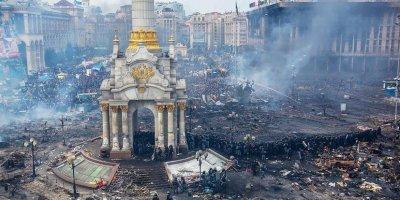На Украине возмутились использованием кадров с Майдана в сериале о восстании животных