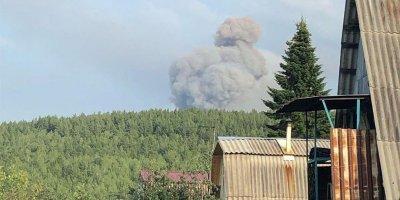 Названа предварительная причина взрывов на складе под Ачинском