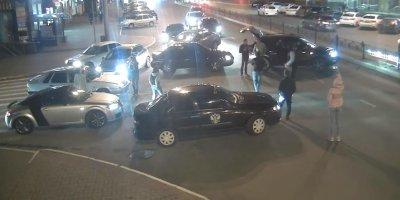 Полиция Калуги возбудила уголовное дело из-за лезгинки на перекрытой дороге