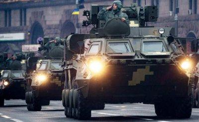 Россия тайно помогает Украине громить Донбасс - «Военные действия»