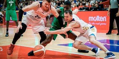 Россияне стартовали на ЧМ по баскетболу с победы