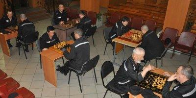 Российские заключенные победили на международном турнире по шахматам