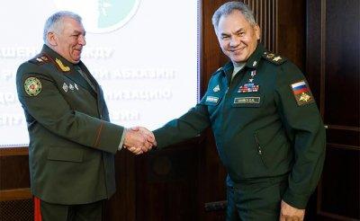 Шойгу поможет Абхазии «закишмарить» Грузию - «Военные действия»