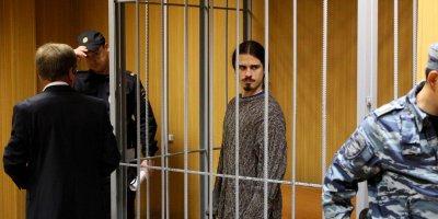 СК направил в суд дело участника незаконной акции в Москве Подкопаева