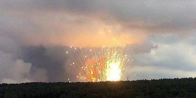СК восстановил хронику событий при взрывах боеприпасов под Ачинском