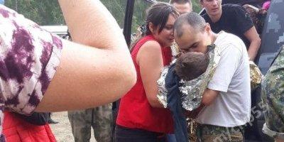 Трехлетний сибиряк двое суток провел в тайге и выжил