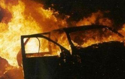 В Киеве ночью сгорели три авто - «Украина»